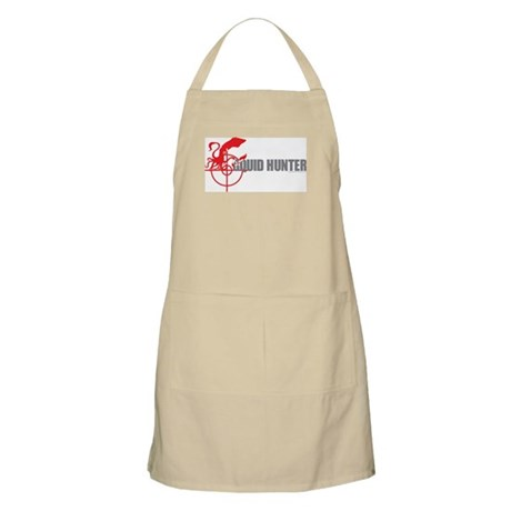 Squid Motorcycle BBQ Apron