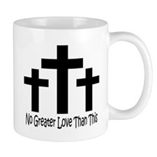 MugNoGreaterLove Mugs