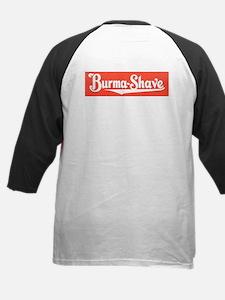 Burma Shave Slogan Tee