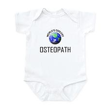 World's Coolest OSTEOPATH Infant Bodysuit