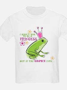 4-FrogPrincess T-Shirt