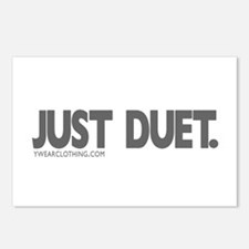 Just Duet! Postcards (Package of 8)
