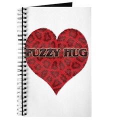 Fuzzy Hug Journal