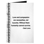 Dalai Lama 15 Journal