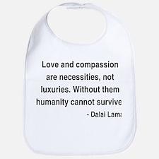 Dalai Lama 15 Bib