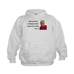 Dalai Lama 16 Hoodie