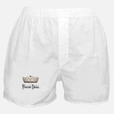 Princess Diana Boxer Shorts