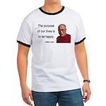 Dalai Lama 17 Ringer T