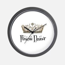 Princess Eleanor Wall Clock