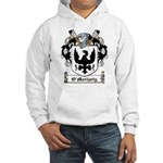 O'Moriarty Family Crest Hooded Sweatshirt