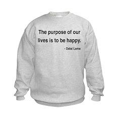 Dalai Lama 17 Sweatshirt