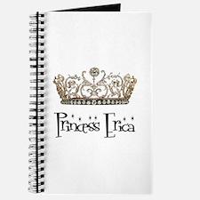 Princess Erica Journal