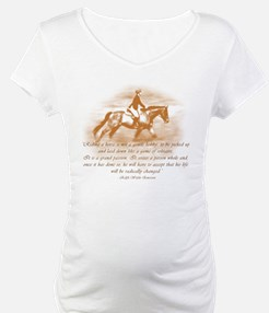Riding Is A Passion Equestrian Shirt