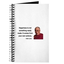 Dalai Lama 18 Journal