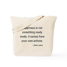 Dalai Lama 18 Tote Bag