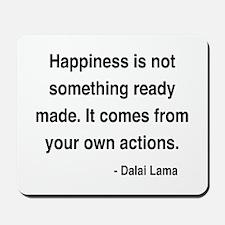Dalai Lama 18 Mousepad