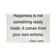 Dalai Lama 18 Rectangle Magnet