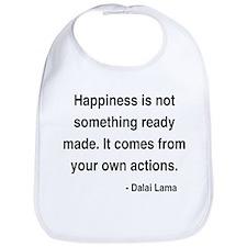Dalai Lama 18 Bib
