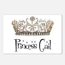 Princess Gail Postcards (Package of 8)