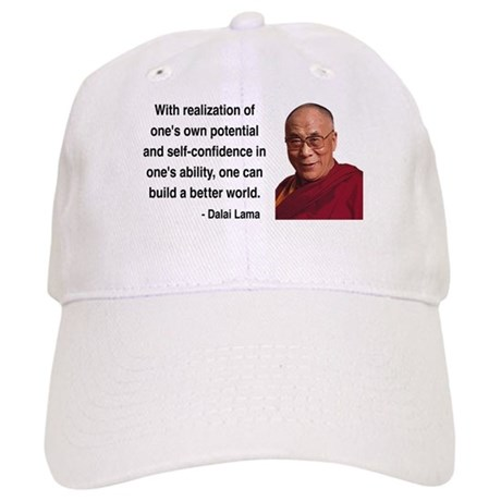 Dalai Lama 19 Cap