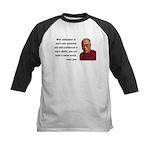 Dalai Lama 19 Kids Baseball Jersey