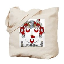 O'Mullan Family Crest Tote Bag