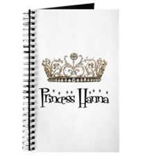 Princess Hanna Journal