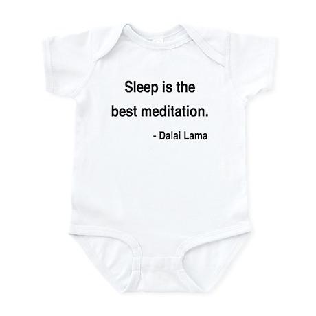 Dalai Lama 20 Infant Bodysuit