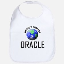 World's Coolest ORACLE Bib