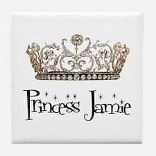 Princess Jamie Tile Coaster
