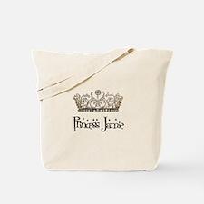 Princess Jamie Tote Bag