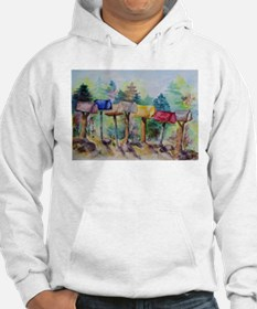 Country Mailboxes Hoodie