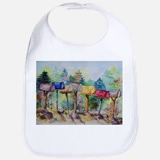 Country Mailboxes Bib