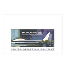 See the Future FIRST Postcards (Package of 8)