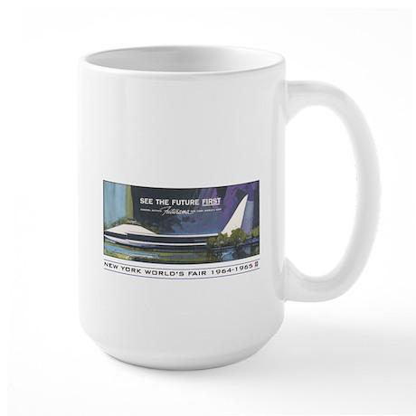 See the Future FIRST Large Mug