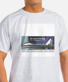 See the Future FIRST Ash Grey T-Shirt