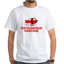 Cockney Rhyme Bulldog Shirt
