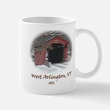 West Arlington Covered Bridge Mug