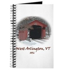 West Arlington Covered Bridge Journal