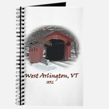 West Arlington Covered Bridge Journal