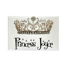 Princess Joyce Rectangle Magnet