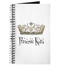 Princess Kara Journal