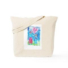 Mellisa's love Tote Bag