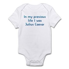 PL Juliuis Caesar Infant Bodysuit