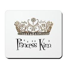Princess Kim Mousepad