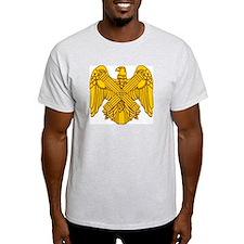 Fascist Eagle Ash Grey T-Shirt