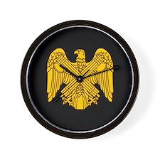 Fascist Eagle Wall Clock