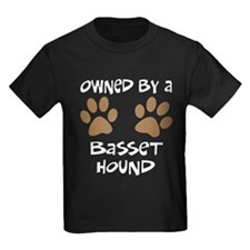 Owned By A Basset Hound T