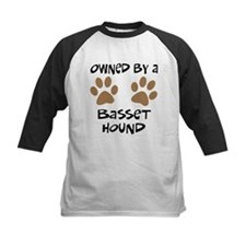 Owned By A Basset Hound Tee