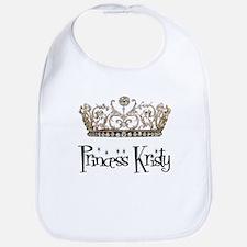 Princess Kristy Bib